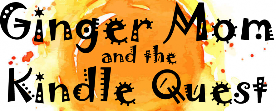 Interview from Ginger Mom and The Kindle Quest